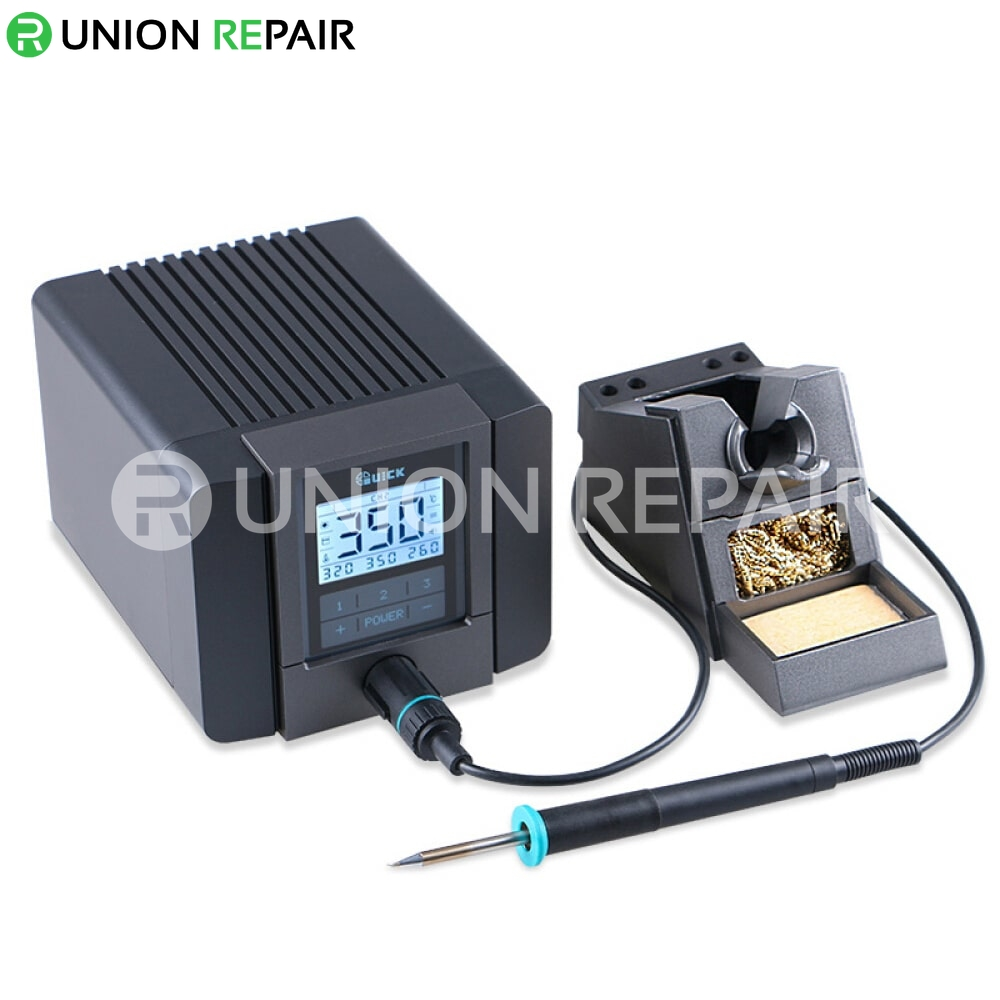 quick ts1200a 120w intelligent lead free soldering station. Black Bedroom Furniture Sets. Home Design Ideas