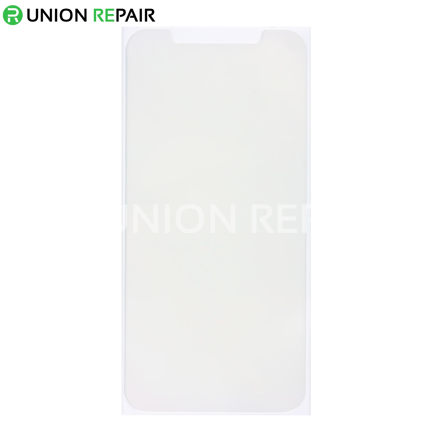 1pcs OCA Optical Clear Adhesive Double-side Sticker for iPhone X/Xs