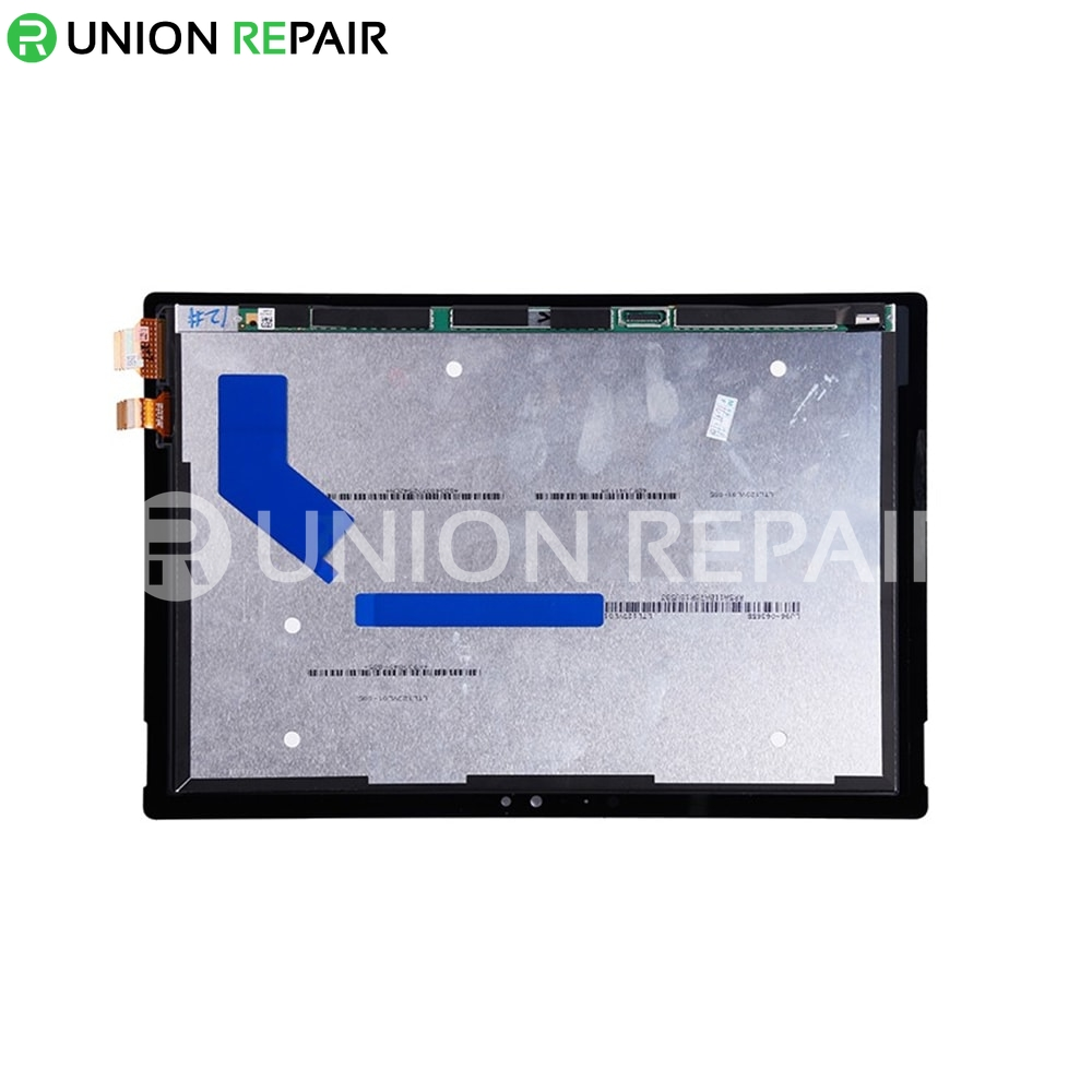 Replacement for Microsoft Surface Pro 4 LCD Screen with Digitizer Assembly  - Black