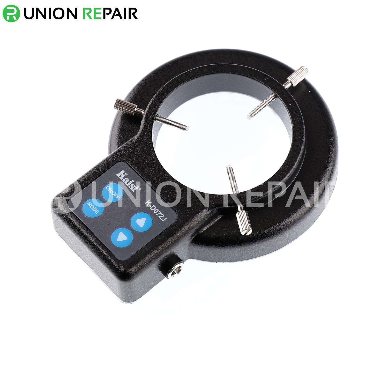 Kaisi K-D072J Annular Adjustable Ring LED Lamp For Microscope