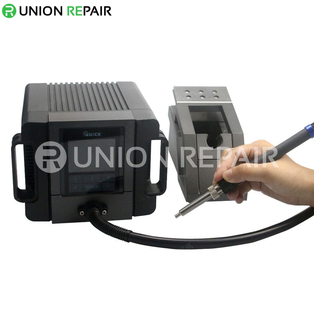 QUICK TR1100 180W ESD Soldering Station HOT AIR