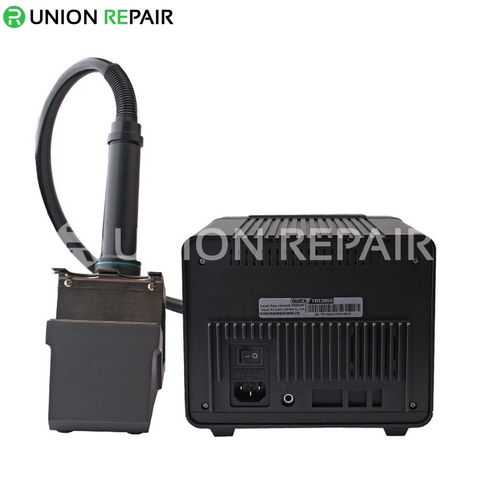 QUICK TR1300A 1300W Intelligent Hot Air Soldering Station