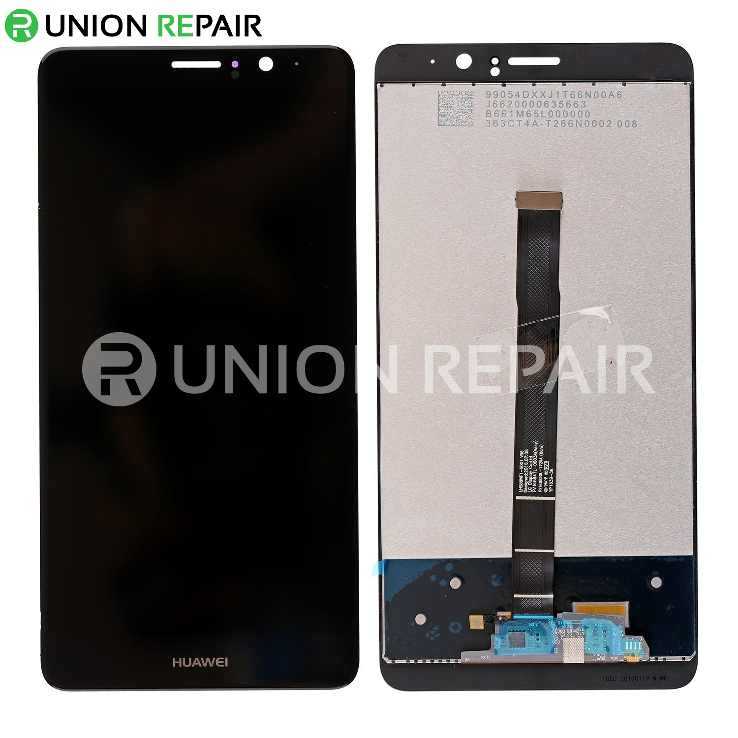 Replacement for Huawei Mate 9 LCD with Digitizer Assembly - Black