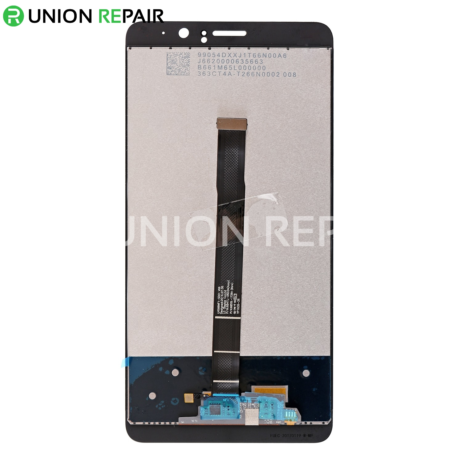 Replacement for Huawei Mate 9 LCD with Digitizer Assembly - White