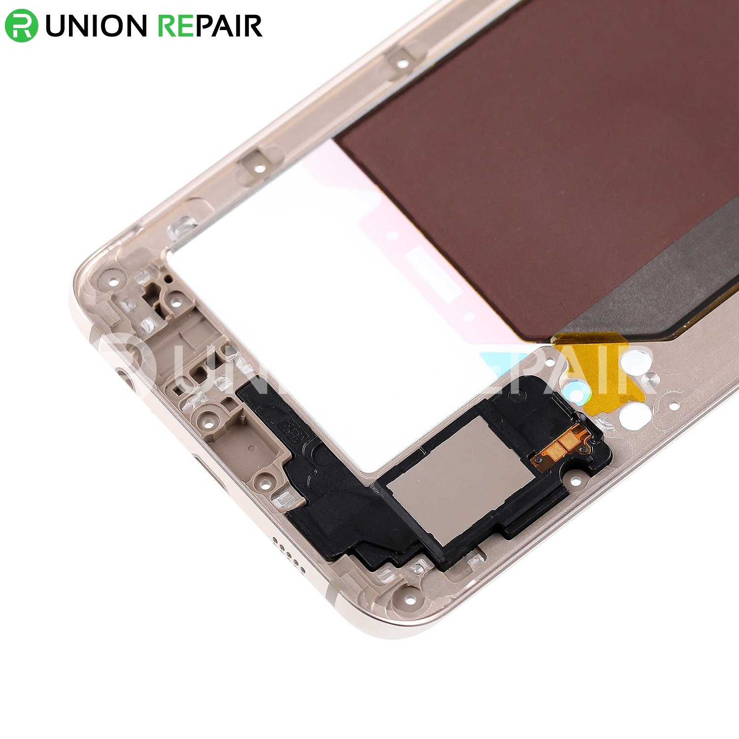 Replacement for Samsung Galaxy S6 Edge Plus SM G928F Rear Housing Assembly Gold