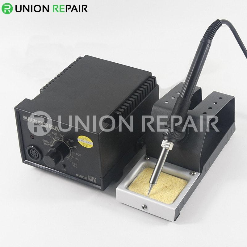 QUICK 936A 60W 220V Original Constant Temperature SMD ESD Soldering Iron