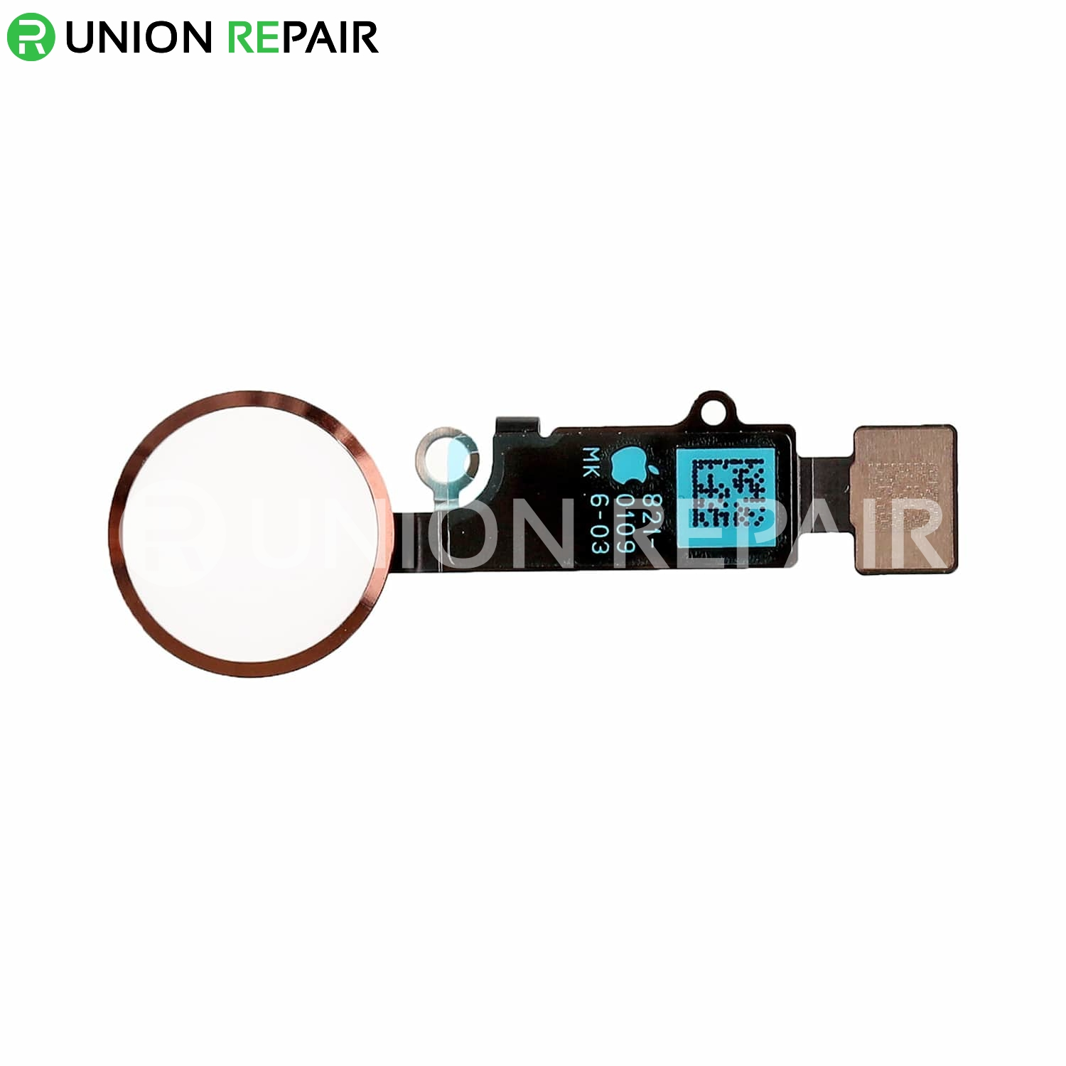 brand new 10f67 1c7ac Replacement for iPhone 8 Plus Home Button Assembly - Gold