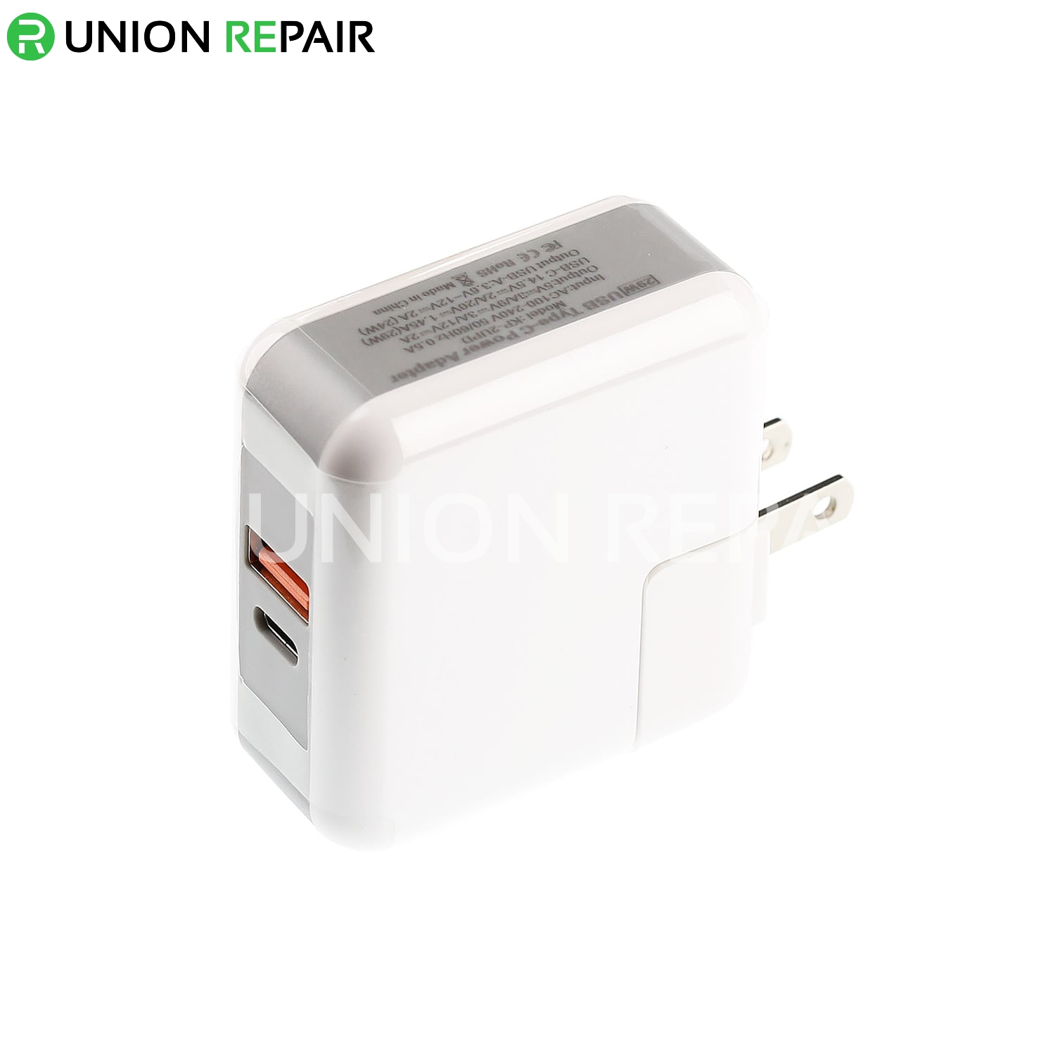 29W USB Type-C Travel Power Adapter Kit