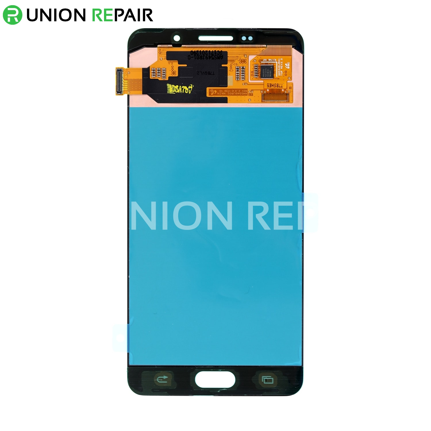 Replacement For Samsung Galaxy A7 2016 Sm A710 Lcd Screen With Vikento Anti Gores Premium Tempered