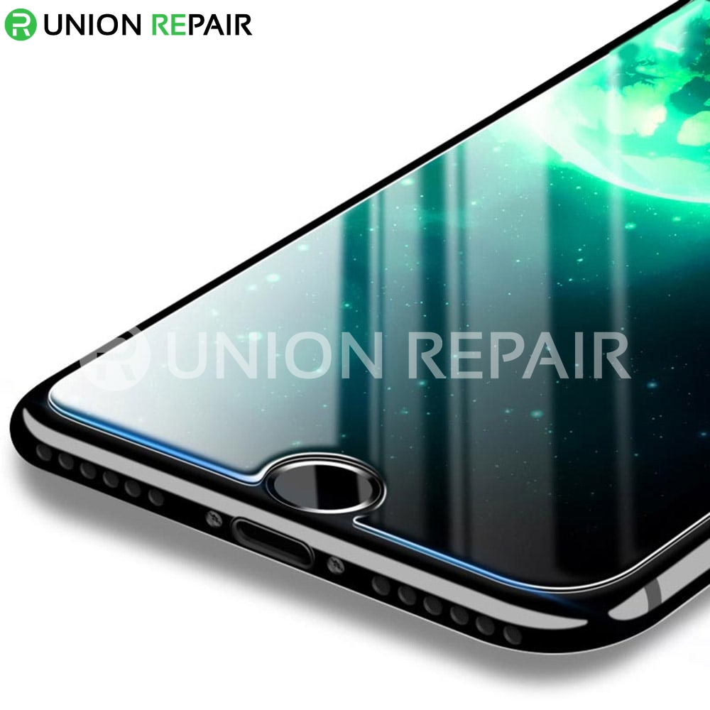 0.15mm 2.5D 9H Transparent Non-FullCover Tempered Glass Screen Protector for iPhone (Without Package)