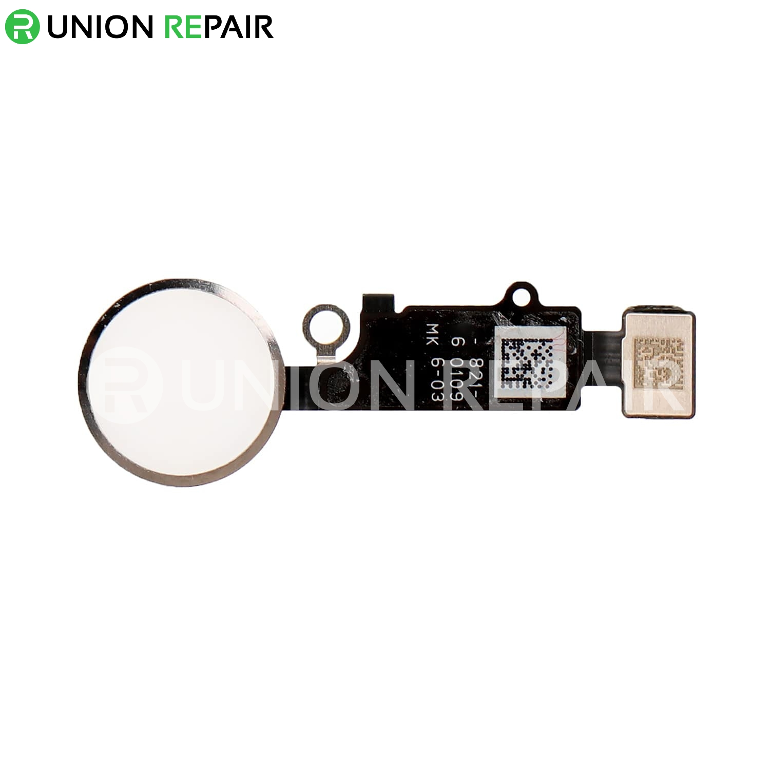 huge selection of e7184 b2278 Replacement for iPhone 8 Plus Home Button Assembly - Silver