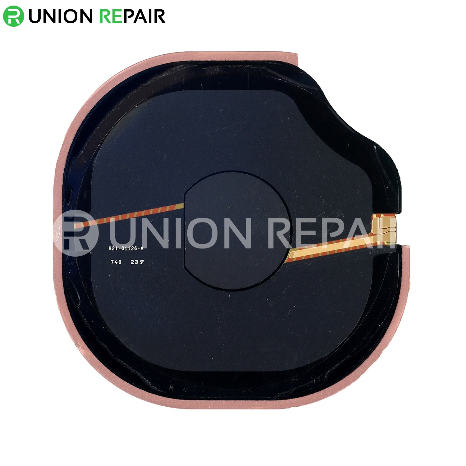 replacement for iphone 8 wireless charger chip with flex cable. Black Bedroom Furniture Sets. Home Design Ideas