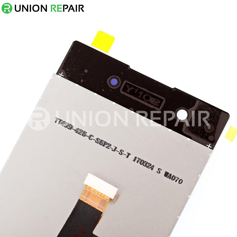 Sony xperia lcd test code