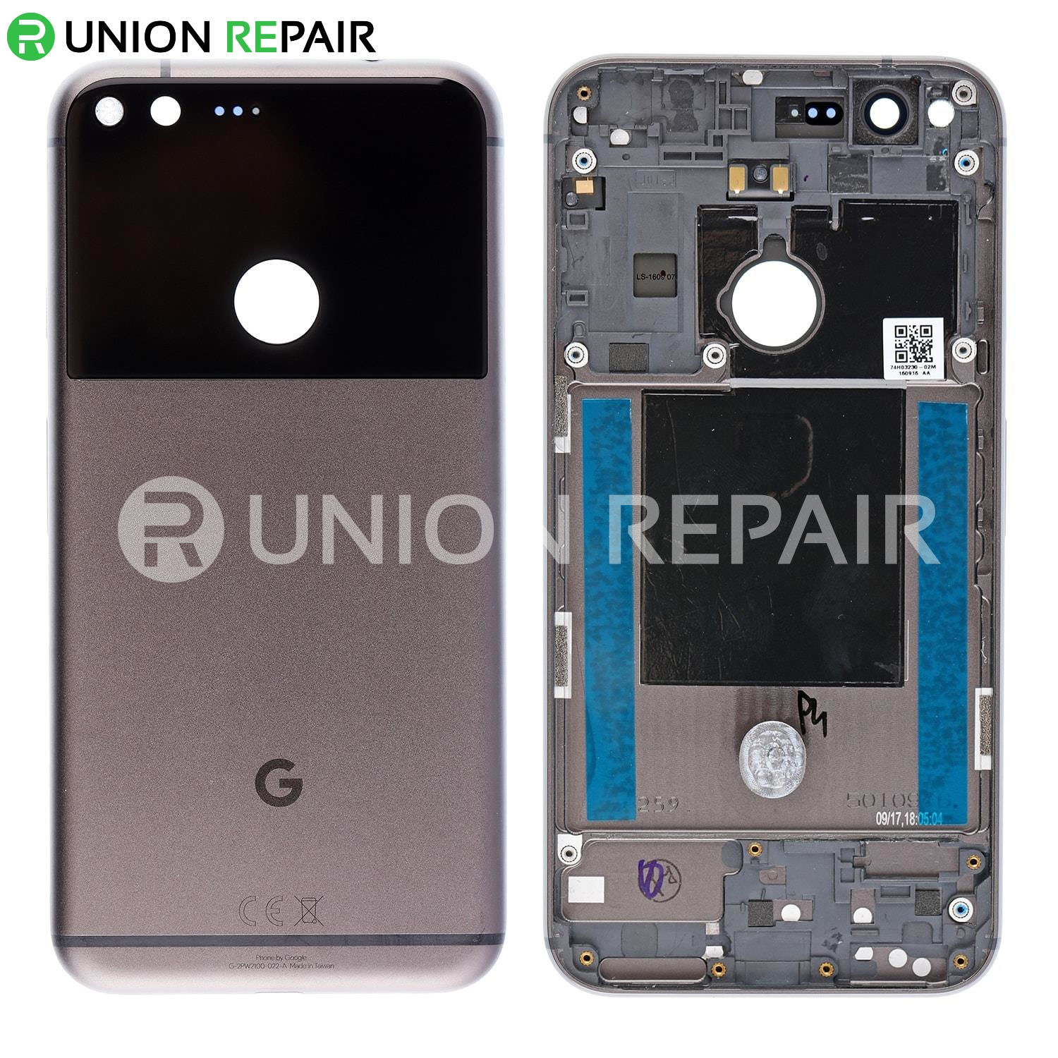 Google pixel xl replacement for samsung galaxy s5 rear housing gold voltagebd Gallery
