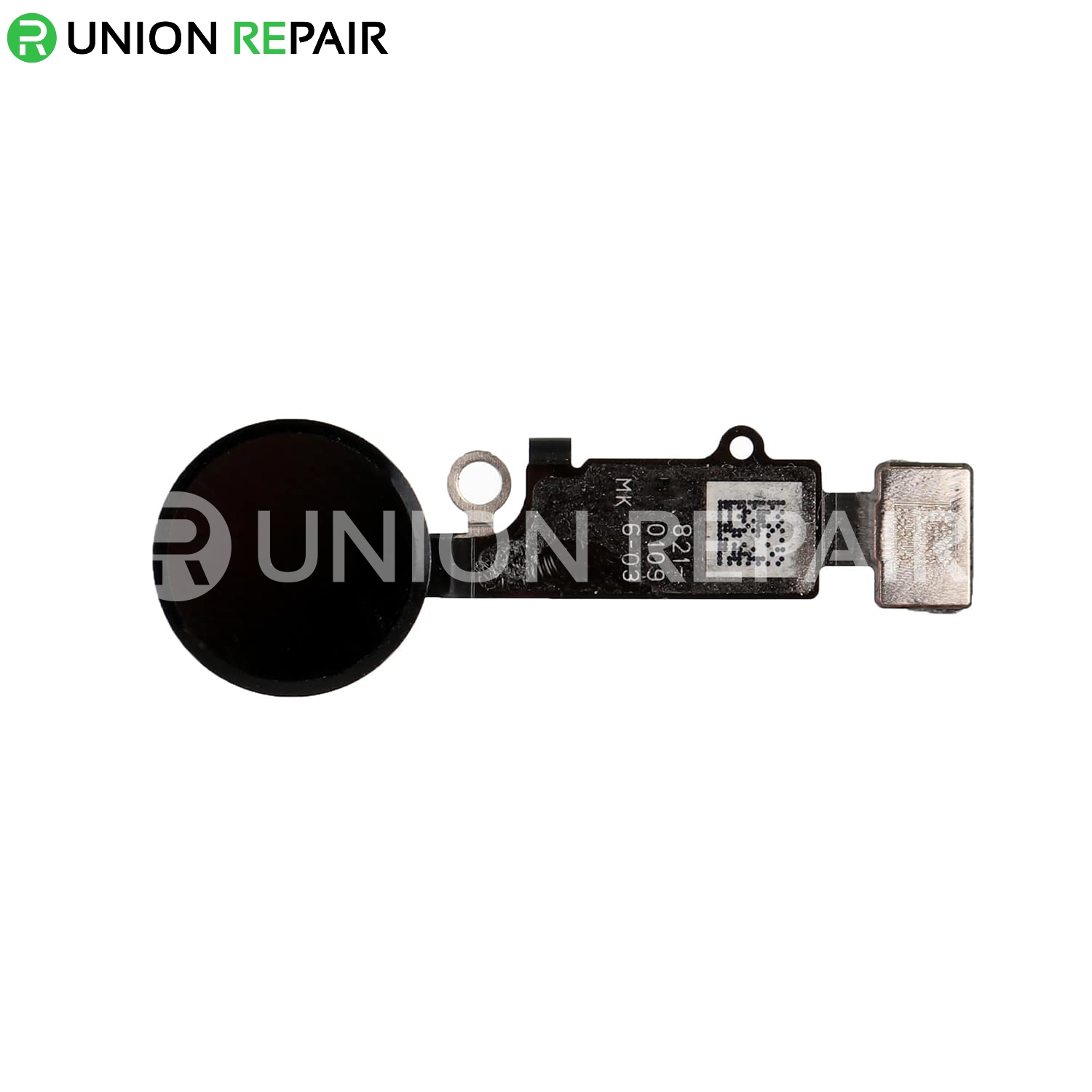 check out cfbd0 06f43 Replacement for iPhone 8 Home Button Assembly - Black