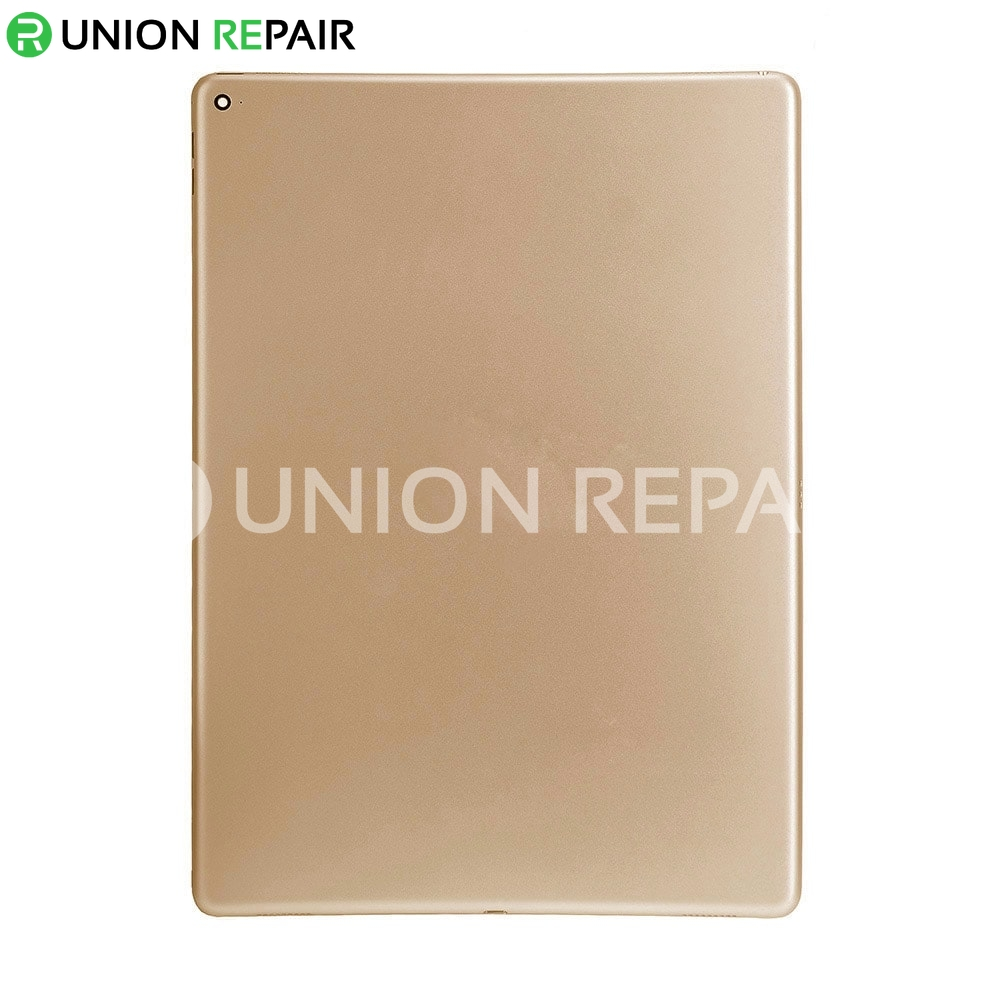 """Replacement for iPad Pro 12.9"""" Gold Back Cover WiFi Version"""