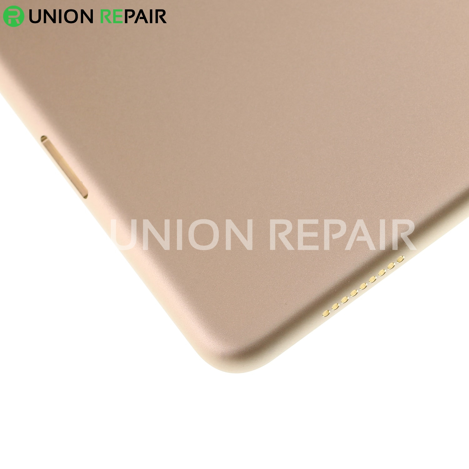 """Replacement for iPad Pro 12.9"""" Gold Back Cover Wifi + Cellular Version"""