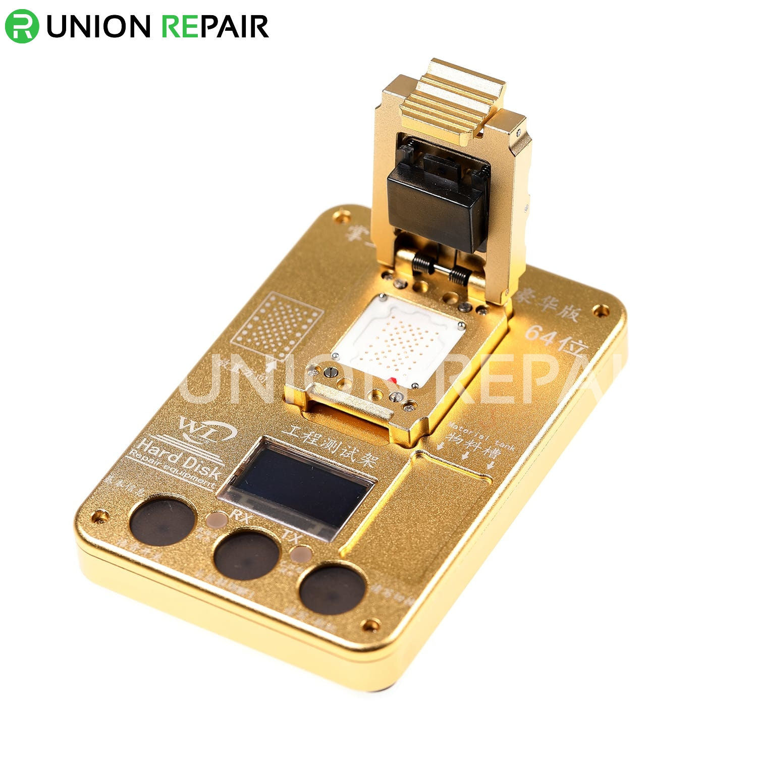 WL 64Bit Nand Test Fixture Repair For iPhone 5S 6 6P iPad
