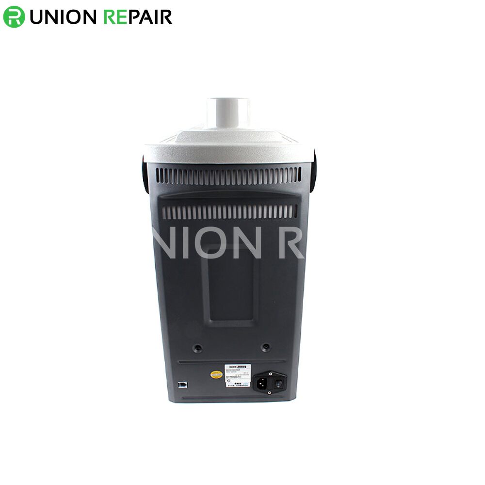 QUICK 6602 250w Dula pipe Fume Purifying Air Cleaner 220V