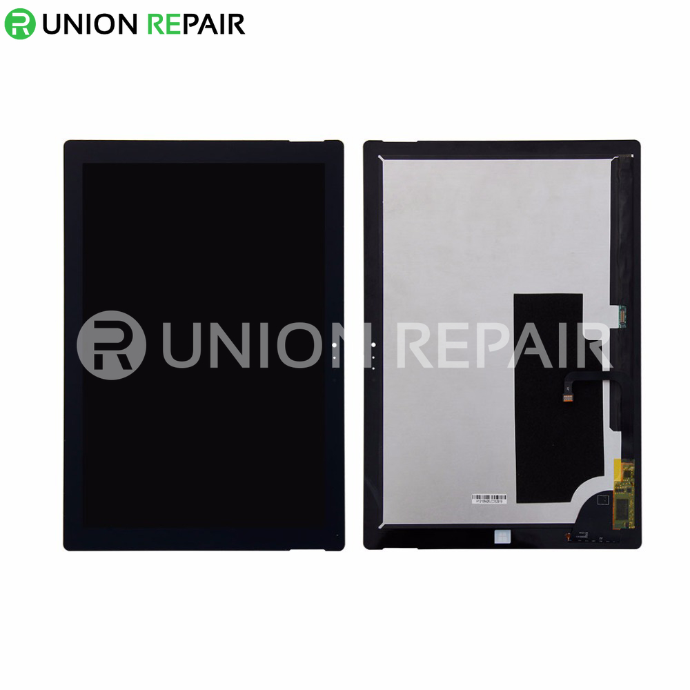 Replacement for Microsoft Surface Pro 3 LCD Screen with Digitizer Assembly - Black
