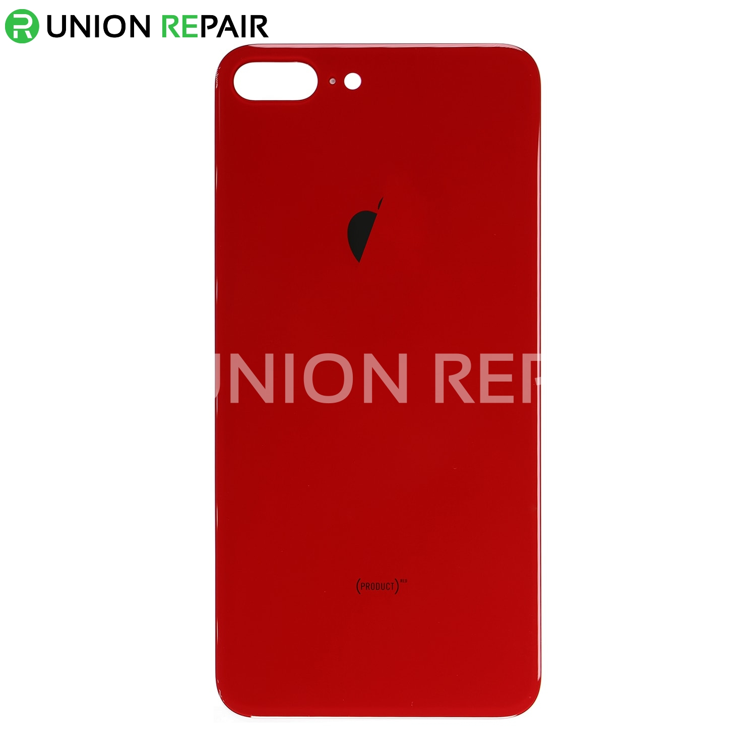 new arrival cb3e9 a0af9 Replacement For iPhone 8 Plus Back Cover - Red