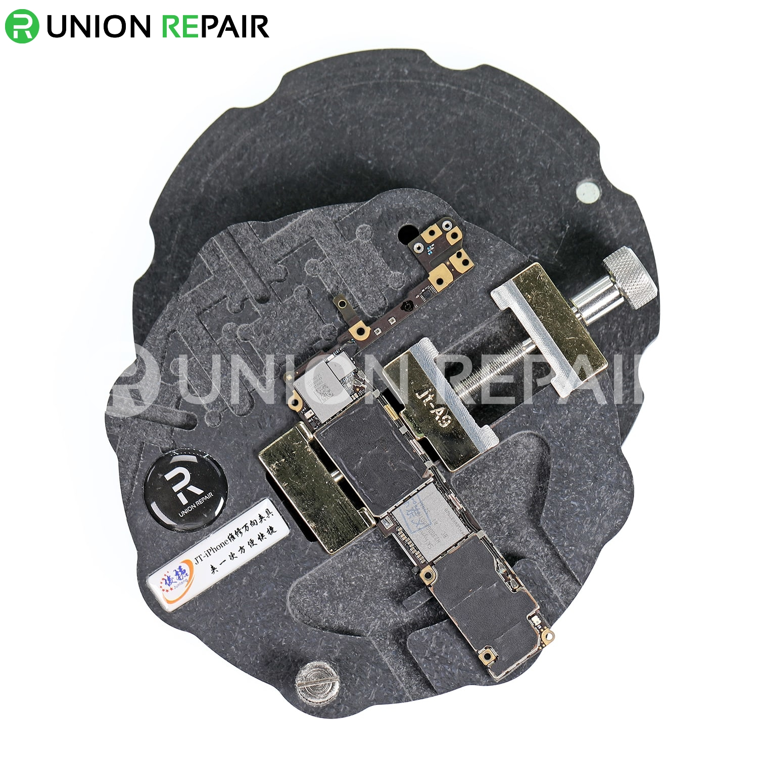 JT-A9 Rotatable Universal PCB Fixture for iPhone 4-8P iPad Android