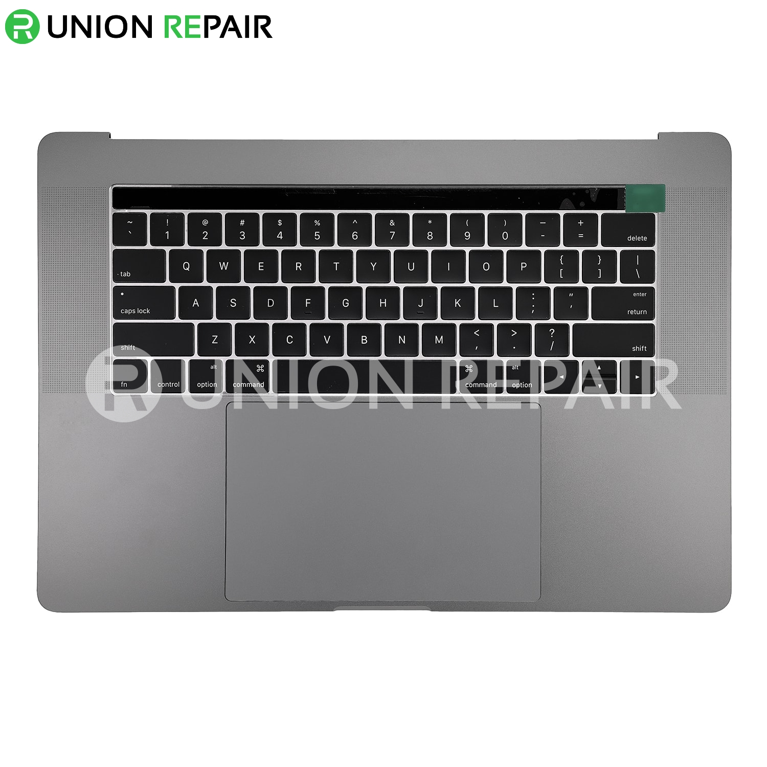 the best attitude a549b 6b8a2 Space Gray Upper Case Assembly (US English) for Macbook Pro Retina 15