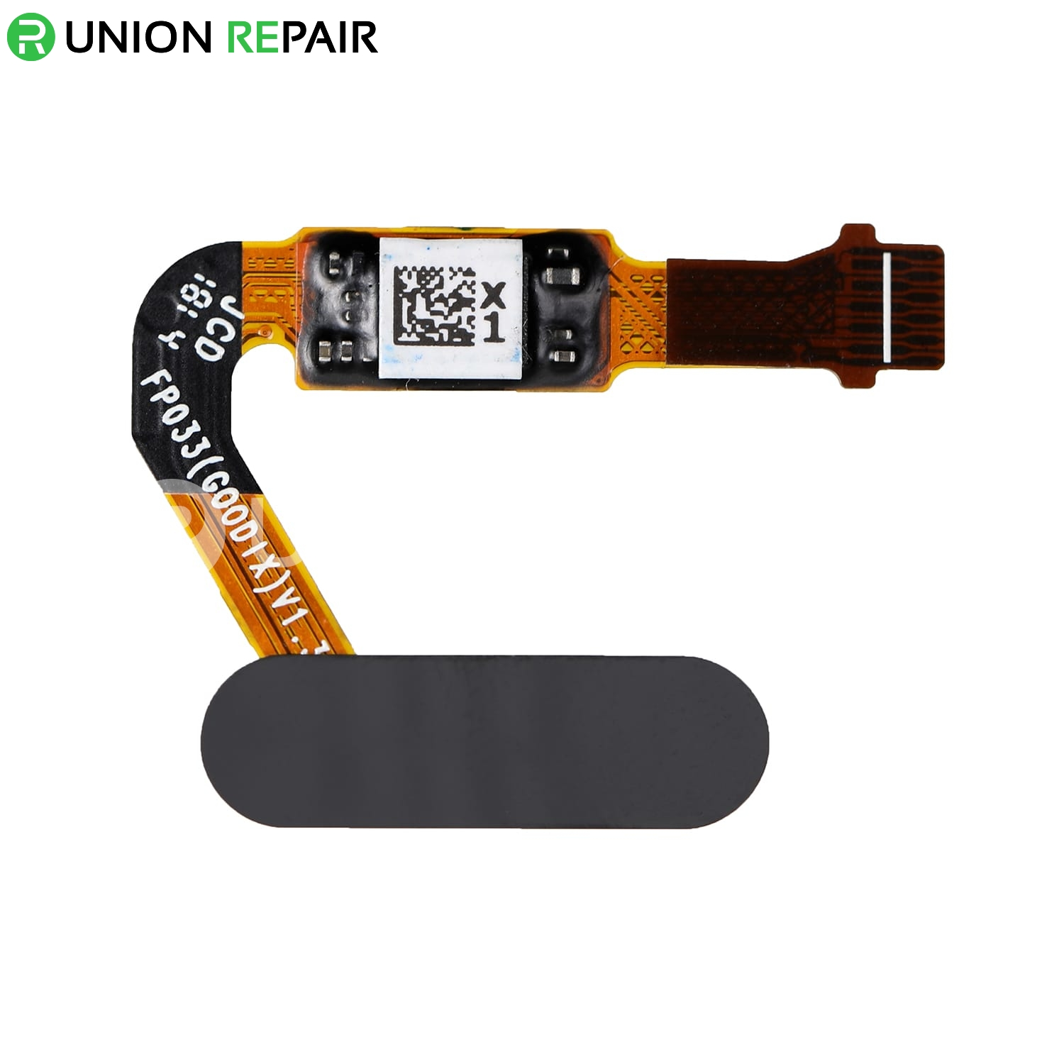 Replacement for Huawei P20 Home Button Flex Cable - Black