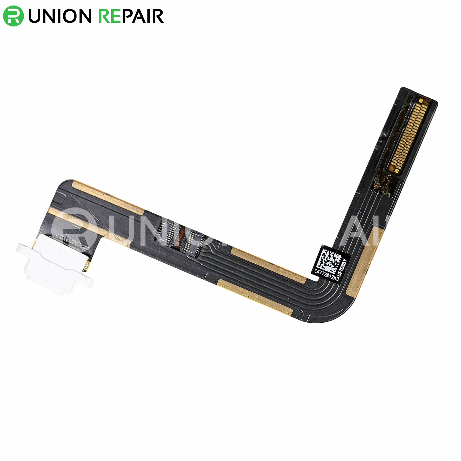 Replacement for iPad 5 Dock Connector Flex Cable - White