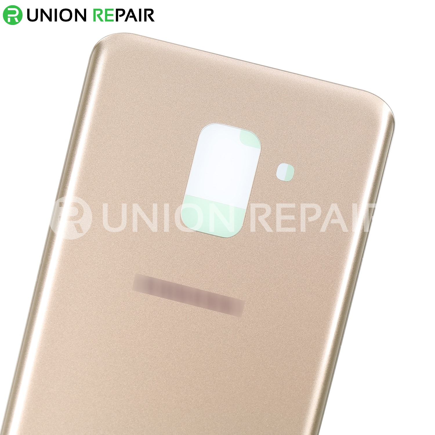Replacement for Samsung Galaxy A8 A530 Battery Door with Adhesive - Gold