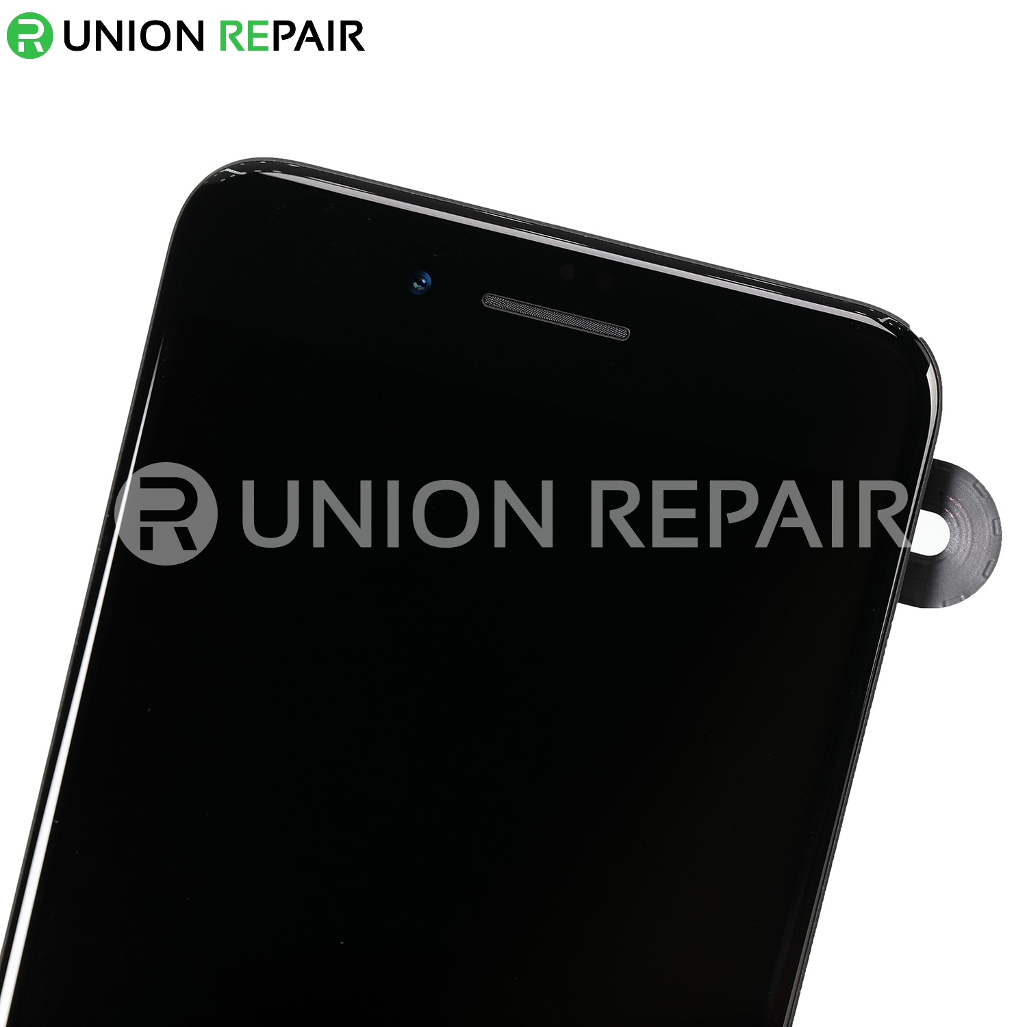 Replacement for iPhone 8 Plus LCD Screen Full Assembly without Home Button - Black