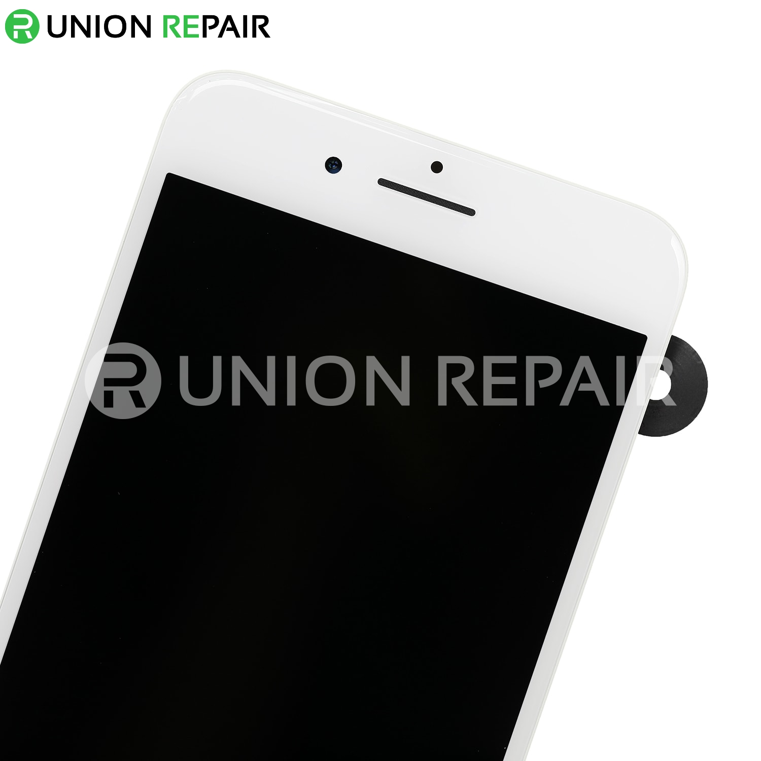 Replacement for iPhone 8 Plus LCD Screen Full Assembly without Home Button - White