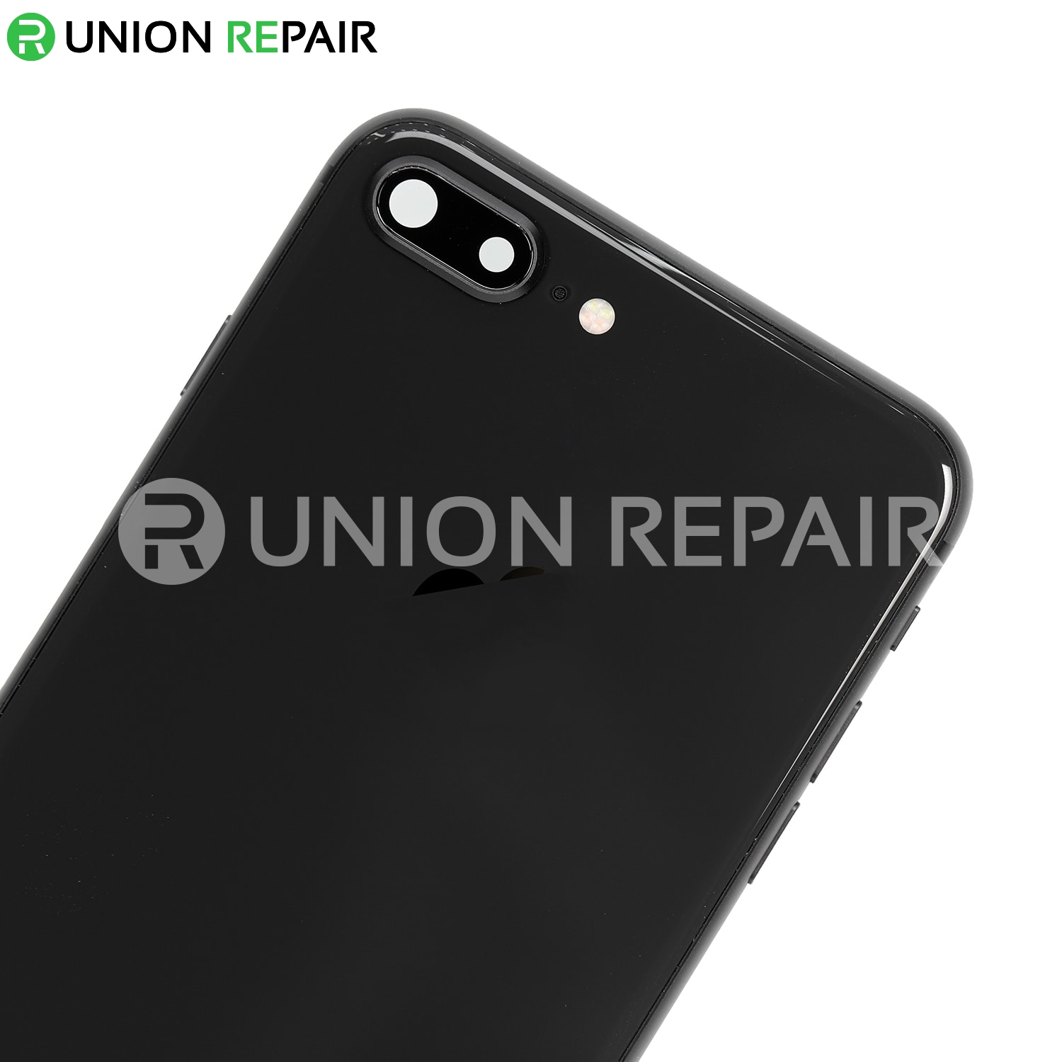 Replacement for iPhone 8 Plus Back Cover Full Assembly - Space Gray