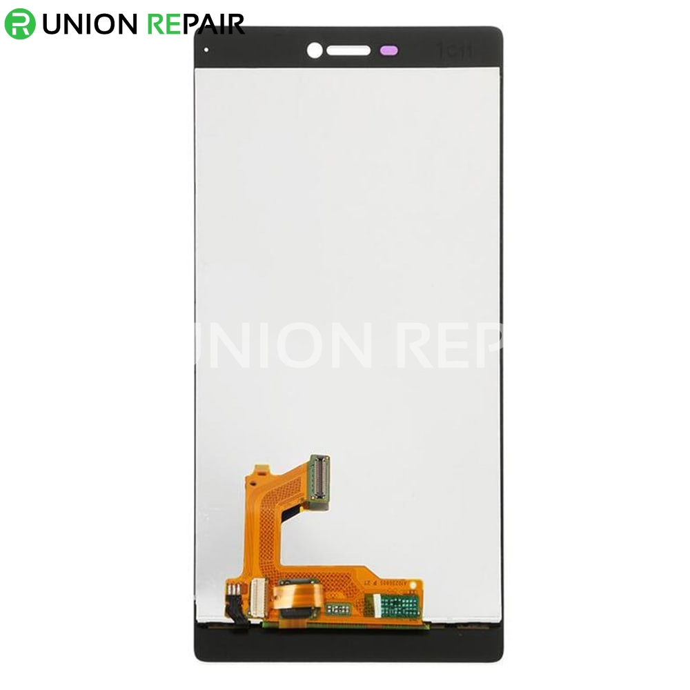 Replacement For Huawei P8 LCD with Digitizer Assembly - White
