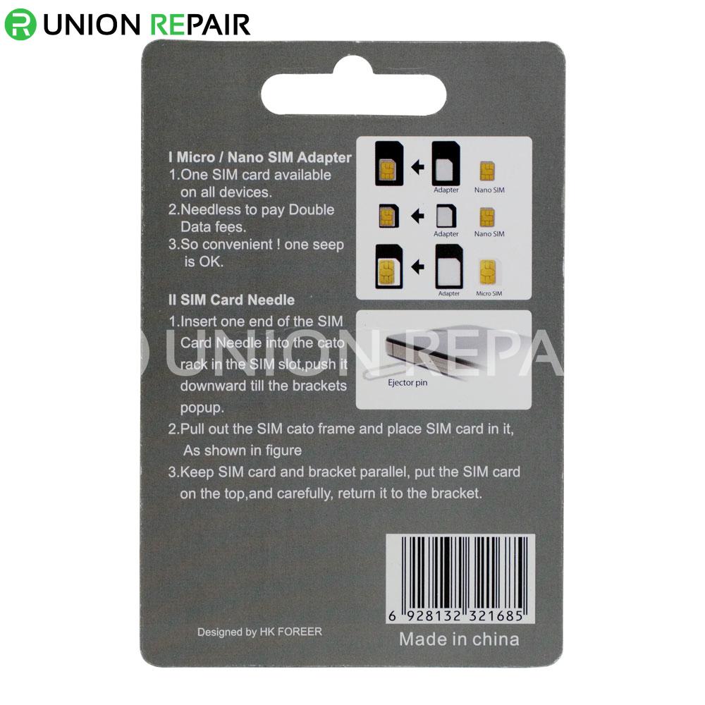 Micro / Nano SIM Adapter