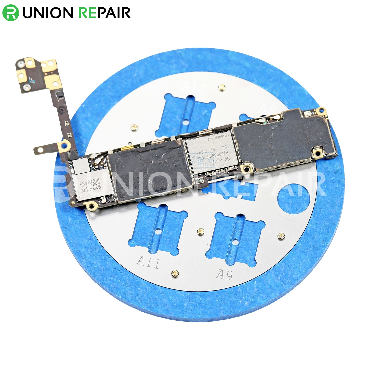 Microscopes Remove Base with Fingerprint Restoration for iPhone A8 A9 A10 A11