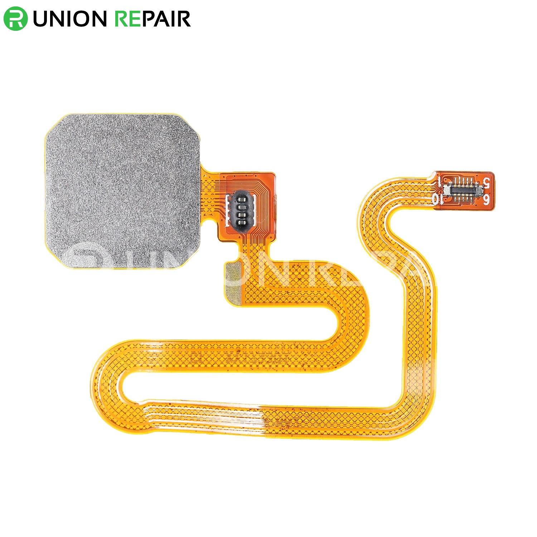 Replacement for ViVo X20 Fingerprint Sensor Flex Cable - Black