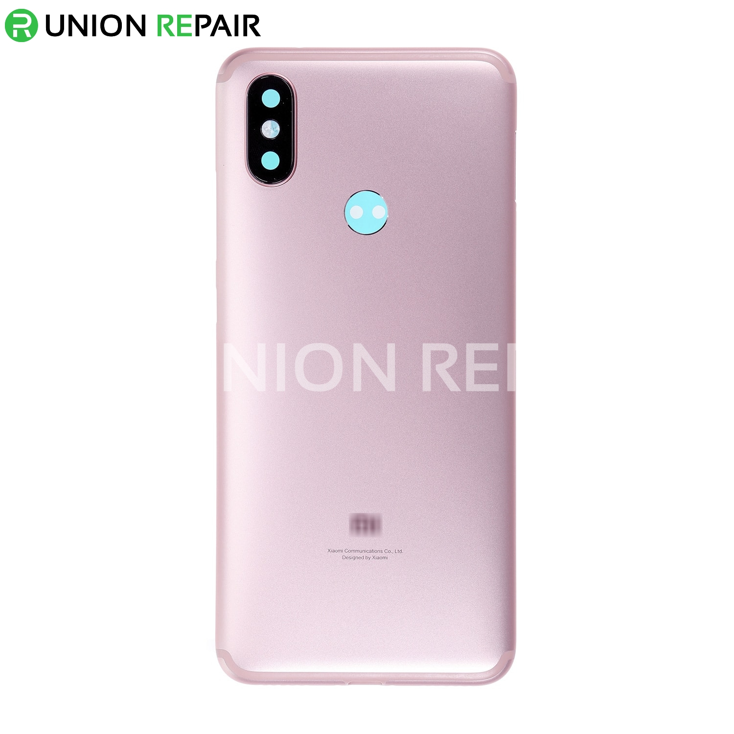 Replacement for XiaoMi 6X Back Cover - Cherry Pink