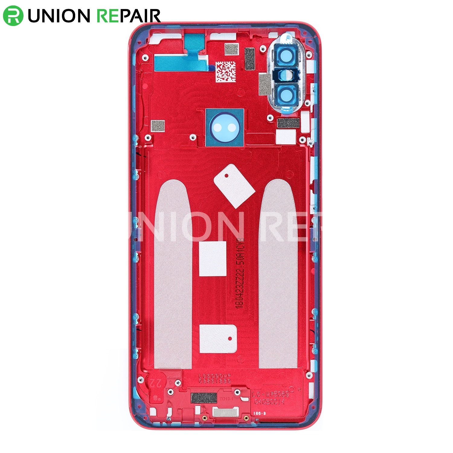 Replacement for XiaoMi 6X Back Cover - Red