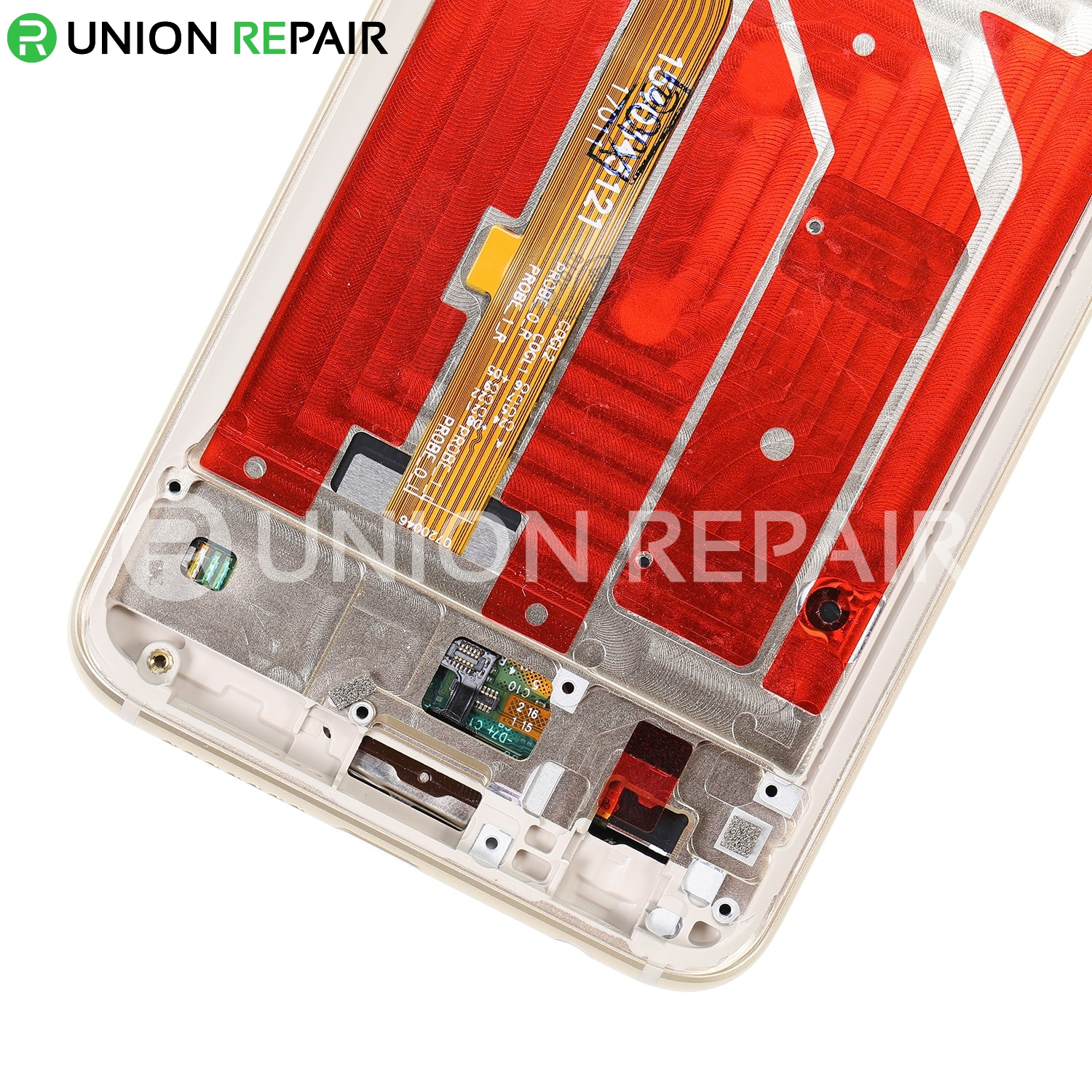 Replacement for Huawei Honor 9 LCD Screen Digitizer with Frame - GoldReplacement for Huawei Honor 9 LCD Screen Digitizer with Frame - Gold