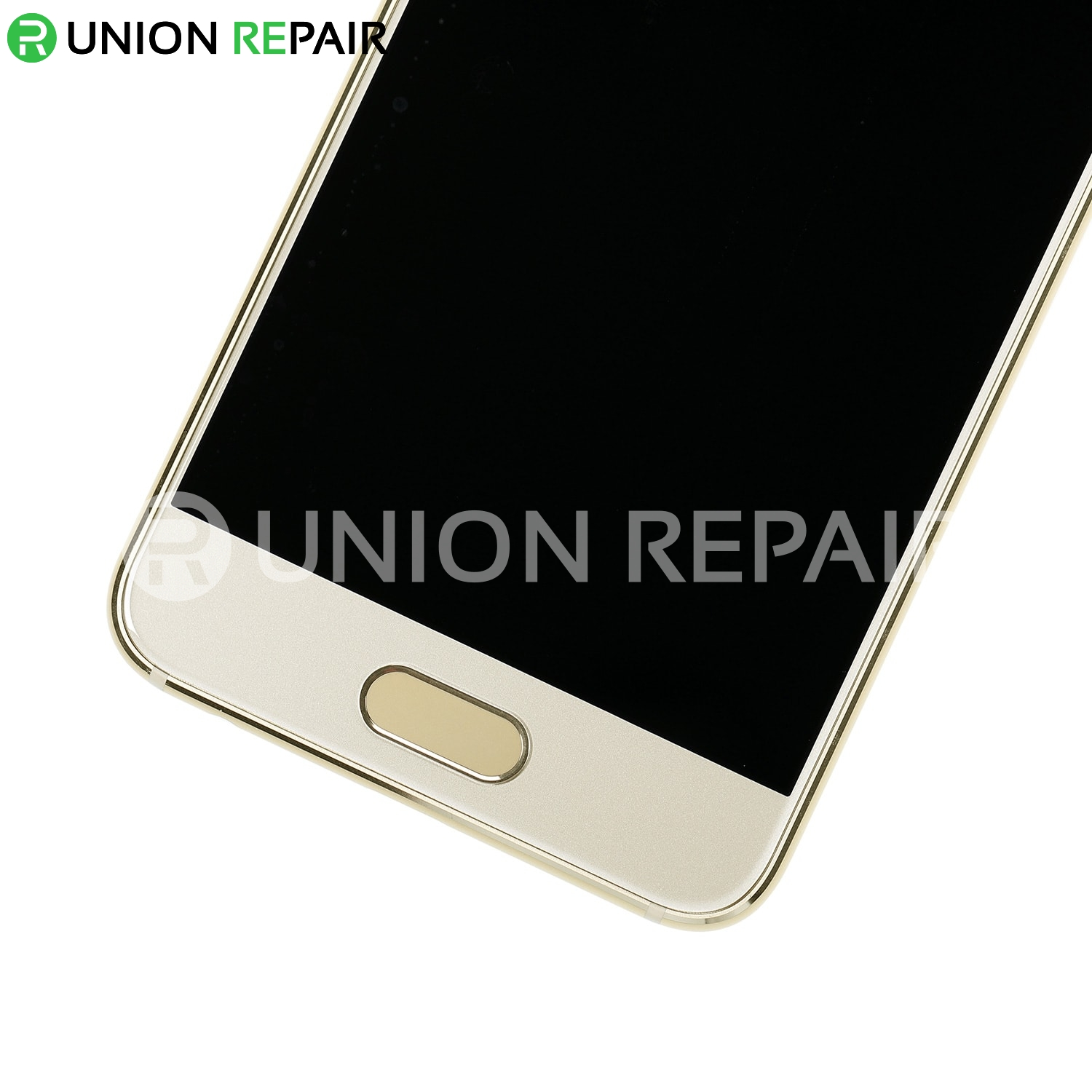 Replacement for Huawei Honor 9 LCD Screen Digitizer with Frame - Gold, fig. 1