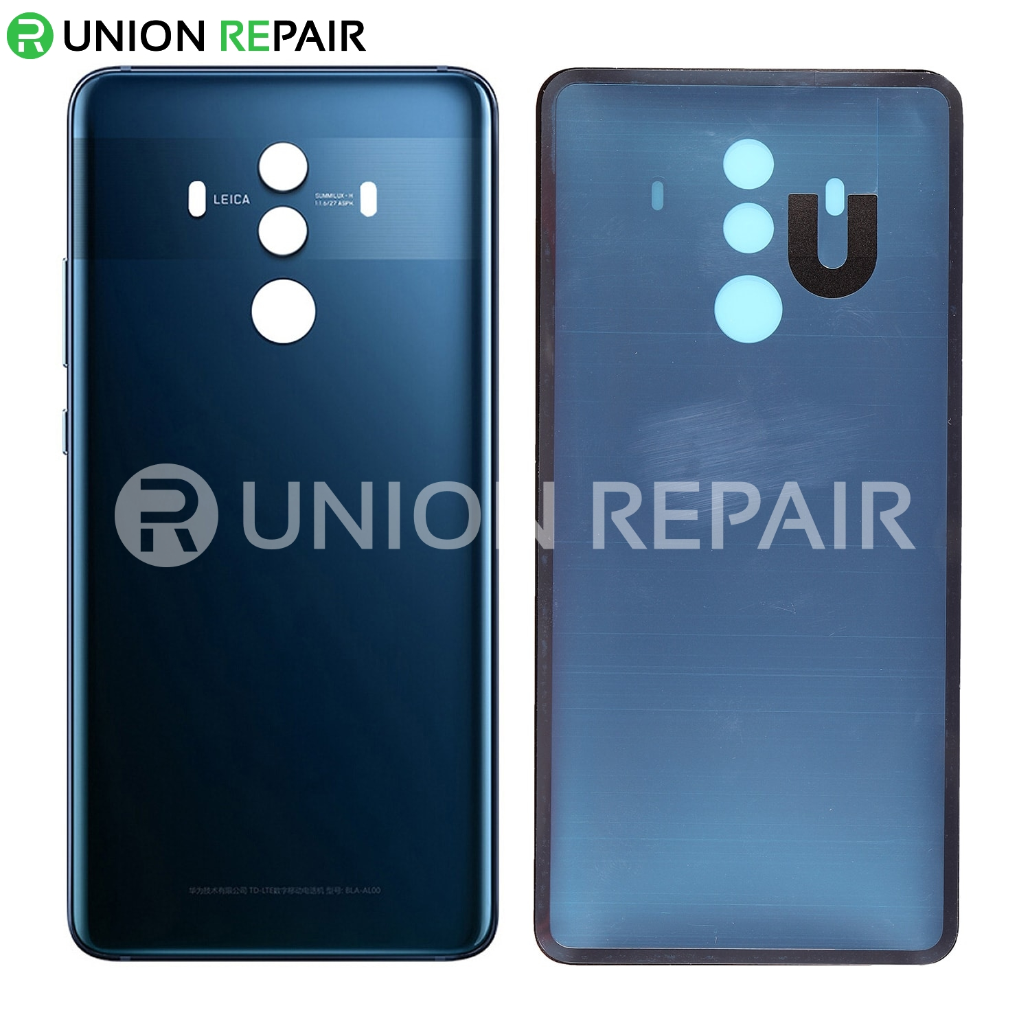 Replacement for Huawei Mate 10 Pro Battery Door - Midnight Blue