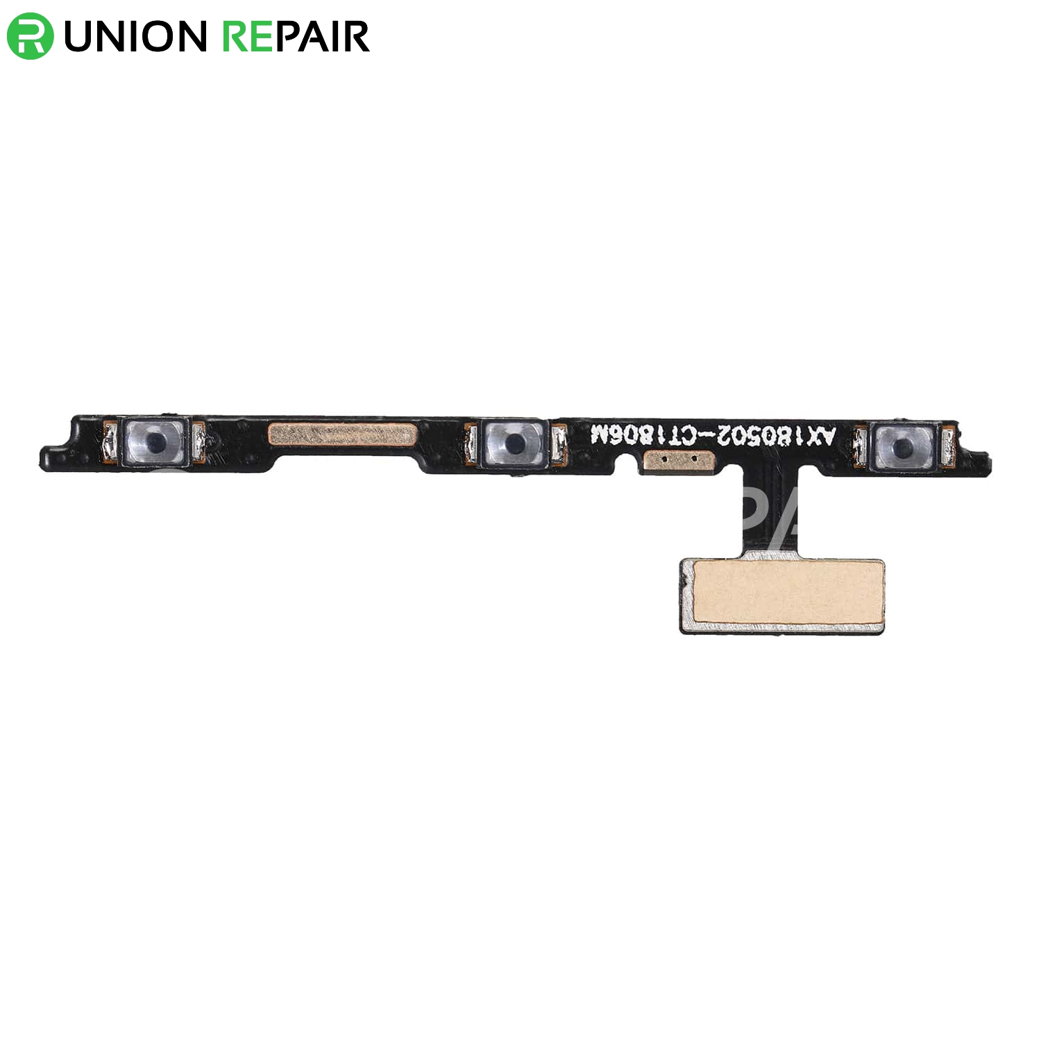 Replacement for Xiaomi 6X Power/Volume Flex Cable