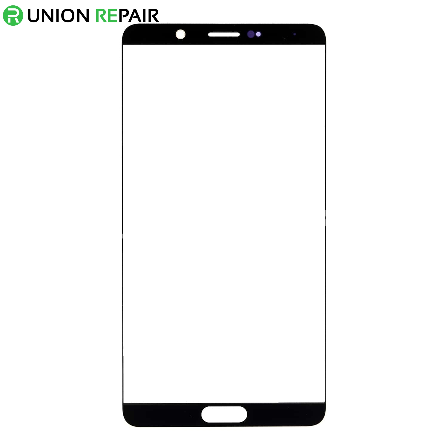 Replacement for Huawei Mate 10 Front Glass - Black, fig. 2
