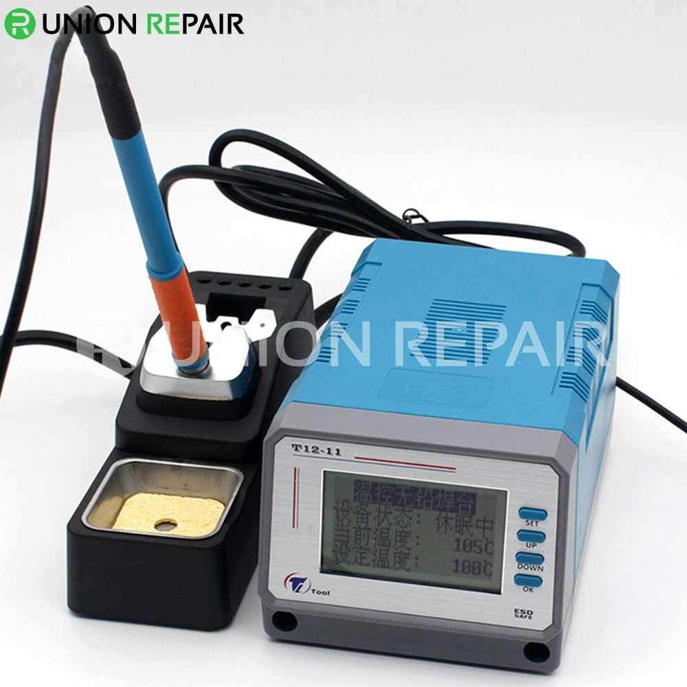 TooR T12-11 75W Digital Lead-Free Precision Soldering Station