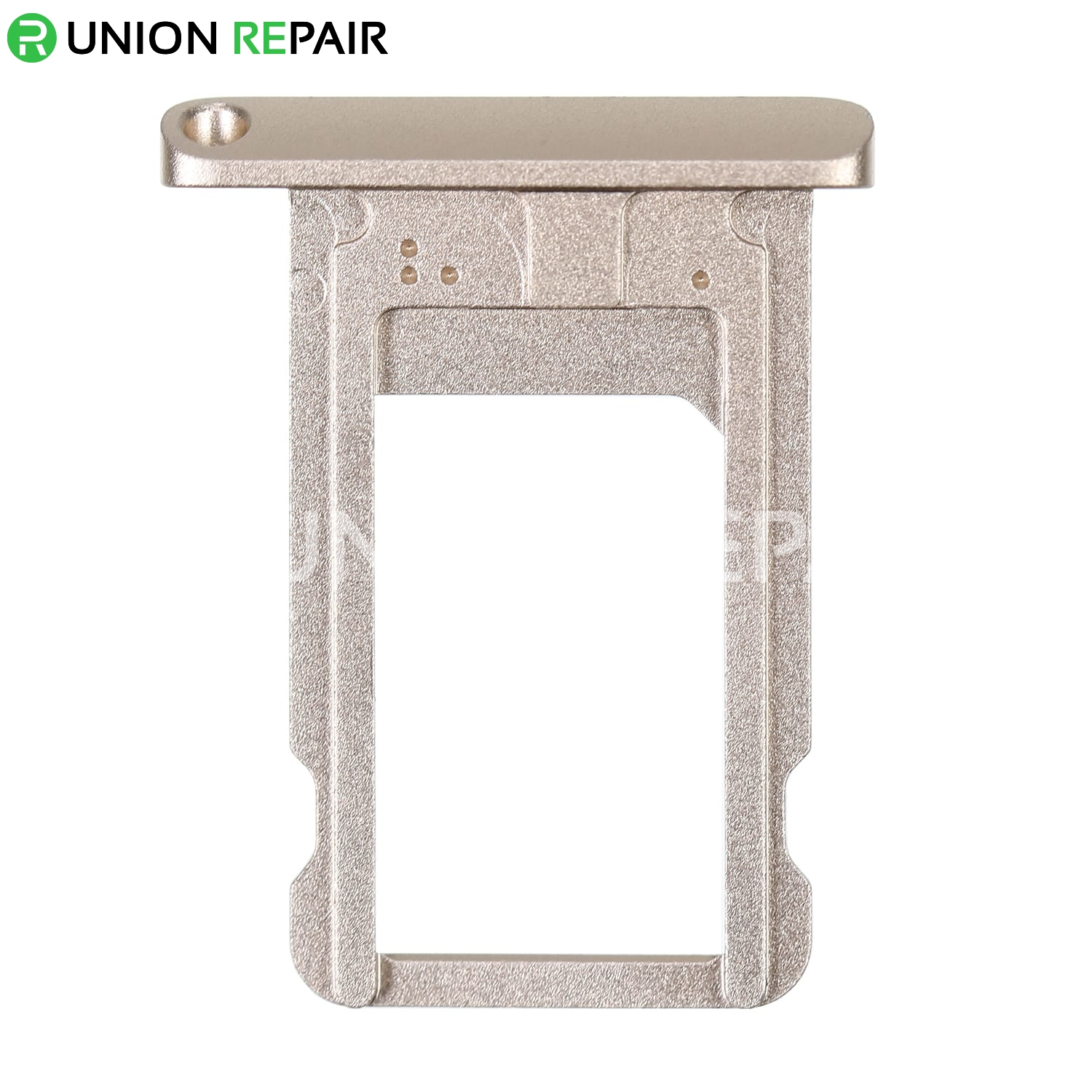 Replacement for iPad 6 SIM Card Tray - Gold