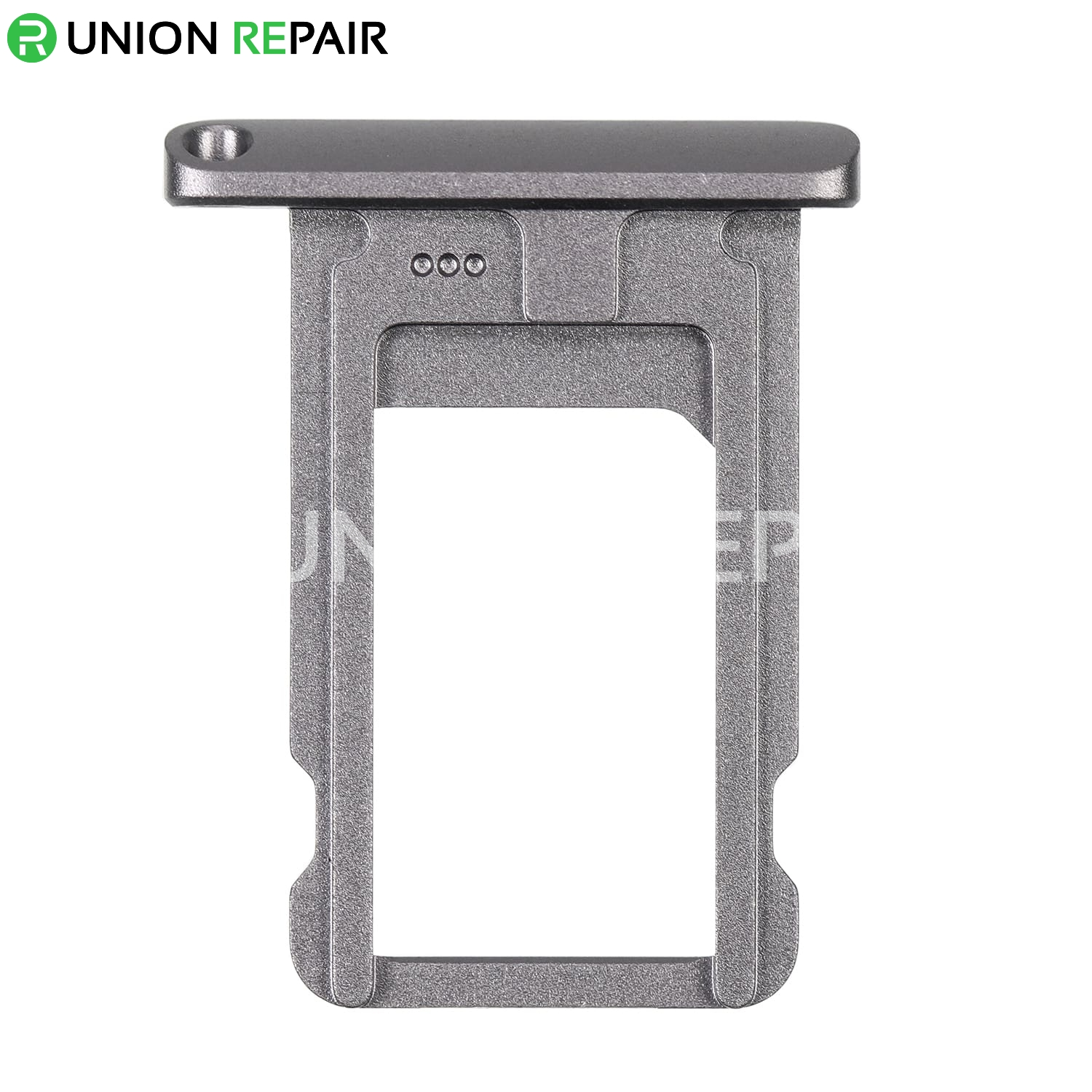 Replacement for iPad 6 SIM Card Tray - Grey