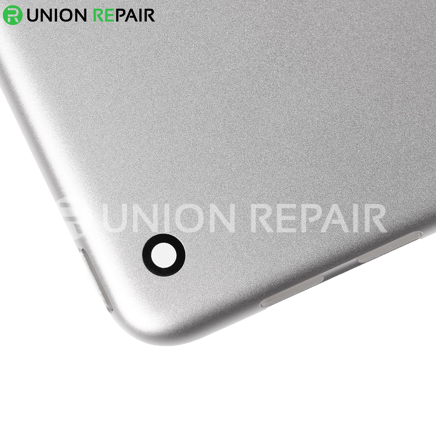 Replacement for iPad 6 WiFi Version Back Cover - Silver