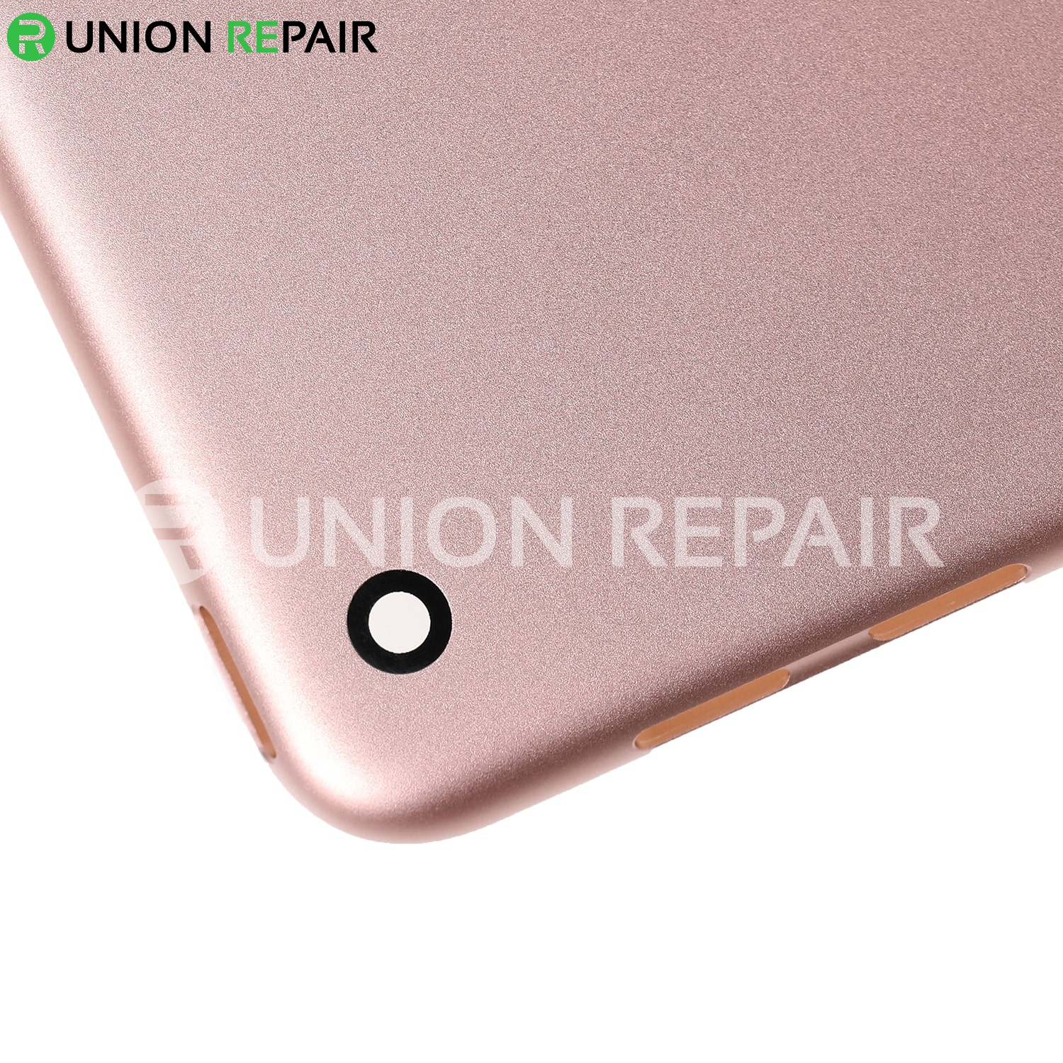 Replacement for iPad 6 WiFi Version Back Cover - Rose