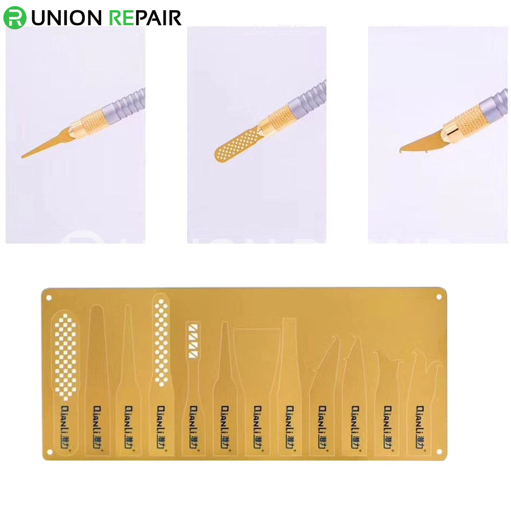 QianLi 009 IC Chip Removal Blade 16 in 1